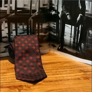 Picture of BoynMen Check Tie 1022505289 (BoynMen, Mens Hats & Scarves, Korea)