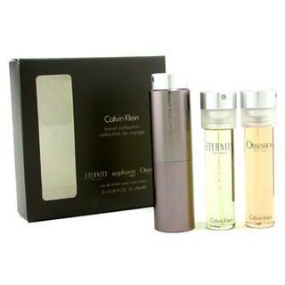 Buy Calvin Klein – Travel Collection: Eternity, Euphoria, Obsession 3x20ml/0.68oz