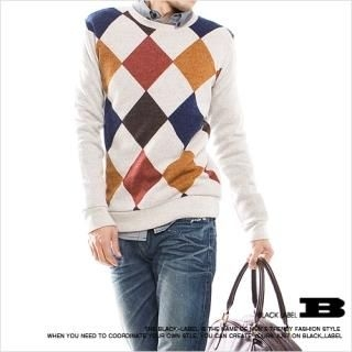 Buy Style Impact Long-Sleeve Knit Top 1021482050