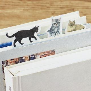 Cat Sticky Note 1060298727