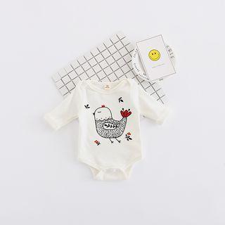Baby Printed Bodysuit