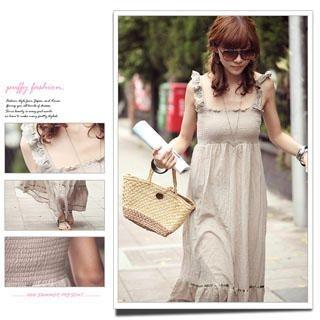 Buy PUFFY Smocked Maxi Dress 1022815076