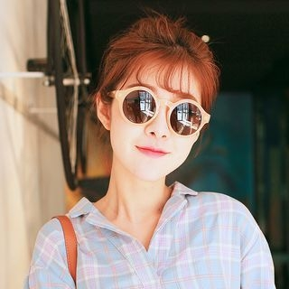 Round Sunglasses 1066244669