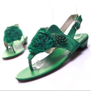 Buy Kvoll Corsage Sandals 1022892364