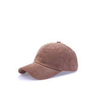 Corduroy Baseball Cap 1055198019