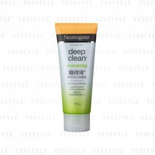 Deep Clean Energizing Foaming Cleanser
