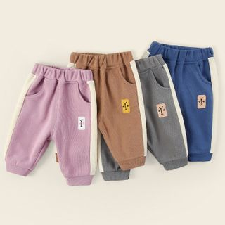 Image of Baby Applique Sweatpants