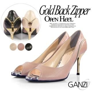 Buy ganzi Peep Toe Pumps 1022396151