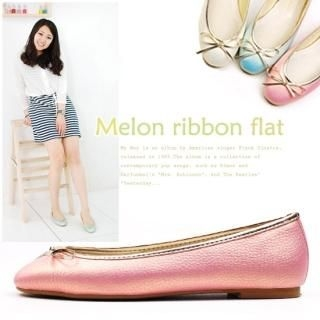 Buy Miz shoes Beribboned Flats 1022503390