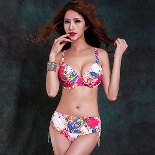 patterned-bikini