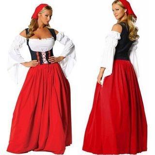 Oktoberfest Party Costume 1058051865