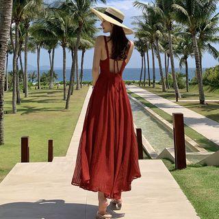 Spaghetti | Beach | Strap | Dress