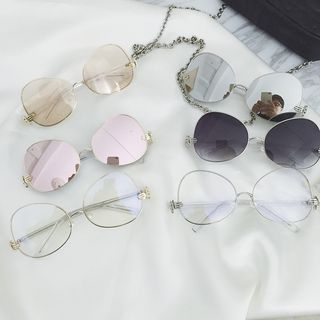 Colored Lens Sunglasses / Glasses 1059742495
