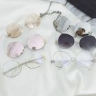 Colored Lens Sunglasses / Glasses 1596