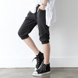 Buy HARU Cropped Sweatpants 1022721902