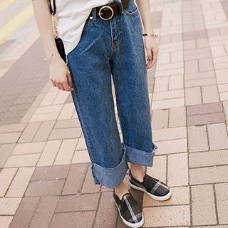 Wide Leg Jeans 1050252546