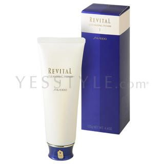 Buy Shiseido – Revital Cleansing Foam II (Normal to Dry Skin Type) 125ml