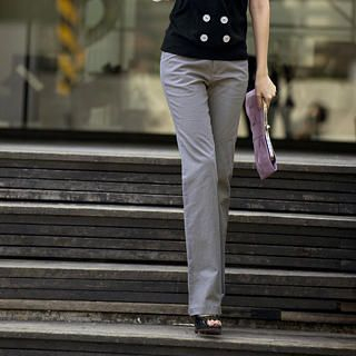 Buy Tokyo Fashion Boot-Cut Dress Pants 1022538050
