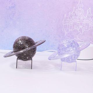 Image of Plastic Planet 3D Puzzle Toy