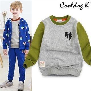Kids Color-Block Sweatshirt 1053049175