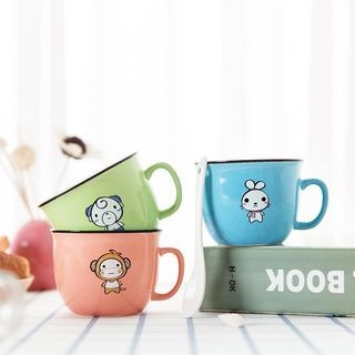 Cartoon Ceramic Cup 1061171199