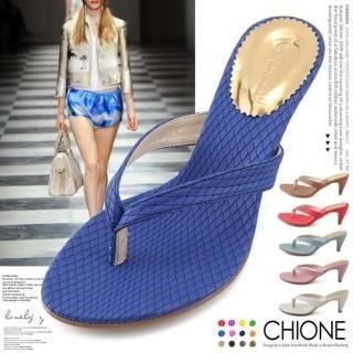 Picture of Chione Thong Sandals 1022828894 (Sandals, Chione Shoes, Korea Shoes, Womens Shoes, Womens Sandals)