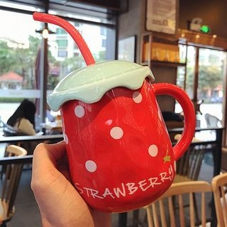 Fruit Mug with Lid 1058135395