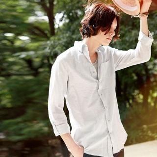 Buy JBROS Tabbed Sleeve Shirt 1022998830
