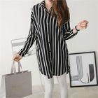 Long Striped Shirt 1596