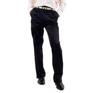 Buy Purplow Pleated-Front Trousers 1004594021