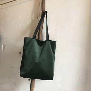 Velvet Tote Bag 1063295344