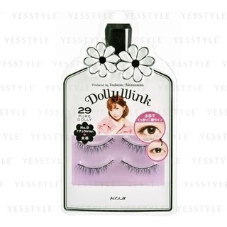 Koji - Dolly Wink Eyelash (#29 Pure Dolly) 2 pairs 1063462455