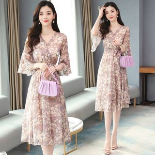 Floral | Dress | Print