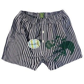 Buy Fraternity Printed Stripe Boxer 1023006512
