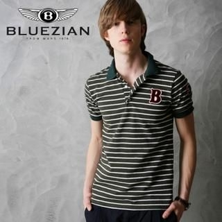 Buy BLUEZIAN Stripe Polo Shirt 1022579878