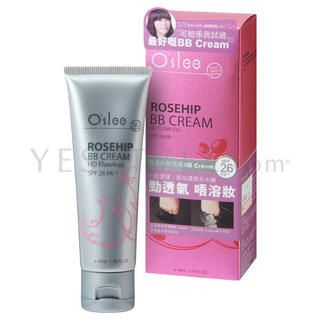 Rosehip BB Cream HD Flawless SPF 26 PA++ 50ml/1.75oz