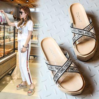 78e35a810c Gender: For Women Shoe Width: MediumBM Pattern Type: Dot Heel Height Range:  Med1.75-2.75 Upper Material: Cloth Season: Summer Style: Leisure Weight: ...