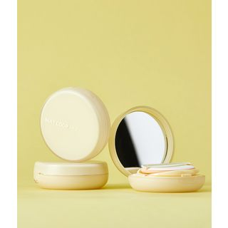 Image of MAY COOP - Raw Cushion Set - 2 Colors #23 Natural Beige