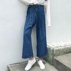 Wide Leg Jeans 1596
