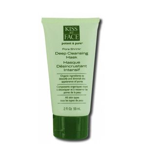 Pore Shrink Deep Cleansing Mask 2oz