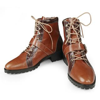 Picture of Purplow Handmade Boots 1014319171 (Boots, Purplow Shoes, Korea Shoes, Mens Shoes, Mens Boots)