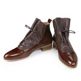 Picture of Purplow Handmade Boots 1014319187 (Boots, Purplow Shoes, Korea Shoes, Mens Shoes, Mens Boots)
