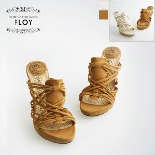 Buy FLOY SHOES Platform Mules 1023054041