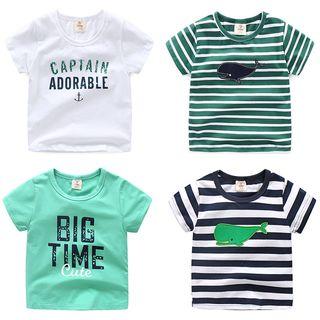 Short-sleeve | T-Shirt | Kid
