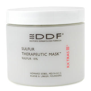 DDF Sulfur Therapeutic Mask Sulfur 10 1134g4oz