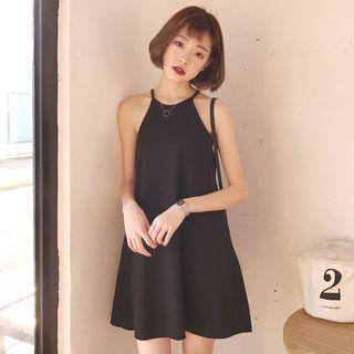 Halter Mini Dress 1057827372