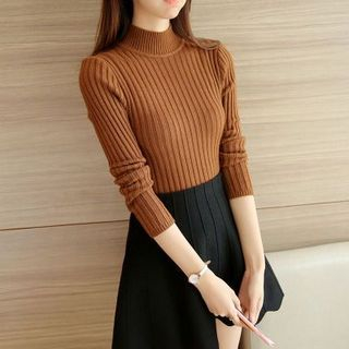 Ribbed Knit Top 1055525745