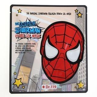 URBAN DOLLKISS - Dr. 119 The Amazing Spiderman Collagen Renew Gel Mask 30g 1054910609