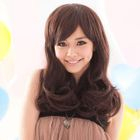 Long Full Wigs - Wavy Coffee - One Size от YesStyle.com INT