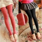 Ribbed Stirrup Leggings 1596